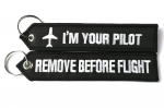 Zawieszka I'm Your Pilot / Remove before flight